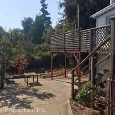 Rental info for 669 Cleveland Street in the Oakland area