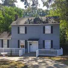 Rental info for 2802 Mallory Street in the Montgomery area