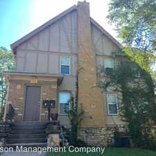 Rental info for 1511 E. 50TH TERR in the Blue Hills area
