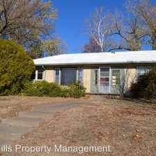 Rental info for 1705 N. Harvard in the Wichita area