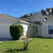Rental info for 407 Peppermill Circle in the Poinciana area