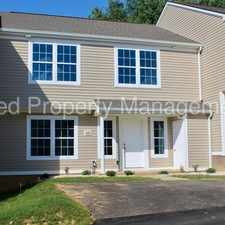 Rental info for NEW CONSTRUCTION! COME TOUR SOON! in the Christiansburg area