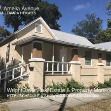 Rental info for 113 W. Amelia Avenue in the Tampa Heights area