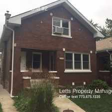 Rental info for 3738 S 59th Ave in the 60804 area