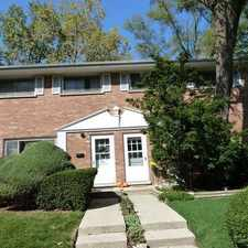 Rental info for 338 Skokie Court in the 60091 area