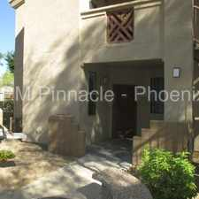Rental info for 2-Bedroom Available in North Scottsdale! in the Tatum Ranch area