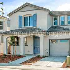 Rental info for 3 Bedroom Home, Brand New, loads of upgrades, Move in now! in the Rancho Cordova area