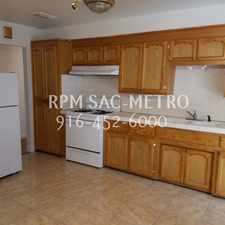 Rental info for 3 Bed / 2 Bath in Sacramento! in the Meadowview area