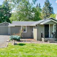 Rental info for 1315 Jackson St in the Oregon City area