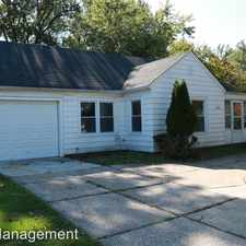 Rental info for 4778 Monticello in the South Euclid area