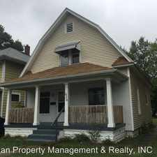 Rental info for 626 2nd St