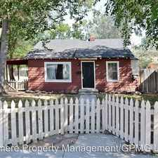 Rental info for 2808 W. Woodlawn Ave. in the Boise City area