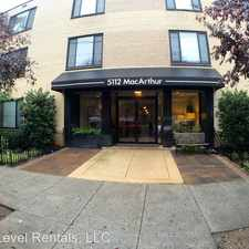 Rental info for 5112 MacArthur Blvd NW #203 in the Foxhall-Palisades area