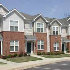 Rental info for Falls Creek Apartments & Townhomes