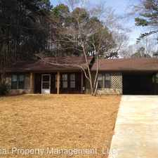Rental info for 4532 Mars Court in the Acworth area