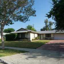 Rental info for 22613 Covello St. in the Los Angeles area