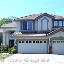 Rental info for 6026 Ladero Way in the 95762 area