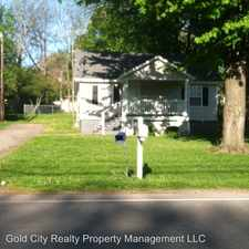 Rental info for 1407 S. Wilson Road in the Radcliff area