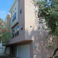 Rental info for 224 Malone St Unit A in the Washington Avenue - Memorial Park area