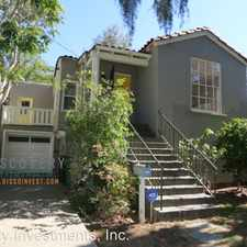 Rental info for 3390 Guido Street in the Redwood Heights area