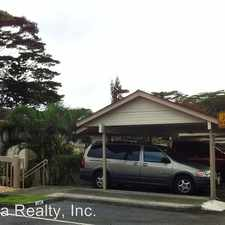 Rental info for 95-510 Wikao St #J204 in the Mililani Mauka area