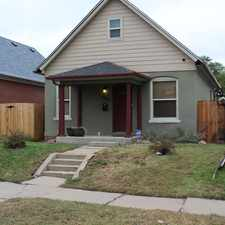 Rental info for 4032 Navajo St. in the Sunnyside area