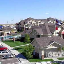 Rental info for $2000 2 bedroom Townhouse in Aurora Highpoint in the Denver area