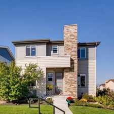 Rental info for $3975 3 bedroom House in Arapahoe County Littleton in the Highlands Ranch area