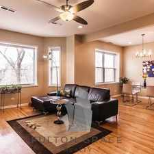 Rental info for 1633 West Farwell Avenue #3N in the Chicago area