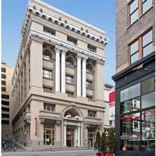 Rental info for 333 Grant Avenue #605 in the Downtown-Union Square area