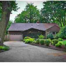 Rental info for 617 Webb Rd Elkins Park Four BR, Welcome home to this lovely