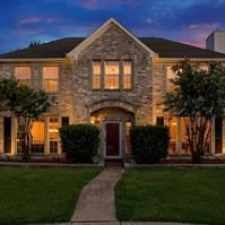 Rental info for 8310 Camden Ct in the Rowlett area