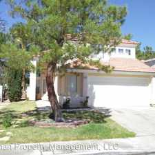 Rental info for 3041 Reef View St. in the The Section Seven area