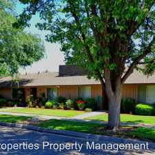 Rental info for 5090 N. College Ave. #113 in the Fresno area