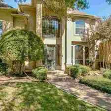 Rental info for 5200 Gentle Drive Flower Mound, Absolutely beautiful home on