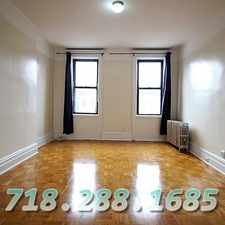 Rental info for 1125 Nostrand Avenue #3 in the New York area