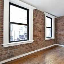 Rental info for PRIME LOCATION!! EXCELLENT DEAL for Such a LARGE SPACE in the LES in the New York area