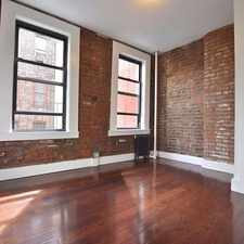 Rental info for ONE MONTH RENT FREE!! Charming, Quiet, in the LES & --WHAT MORE DO YOU WANT?! in the Bowery area