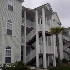 Rental info for 110 Fountain Pointe Lane #202 in the Socastee area