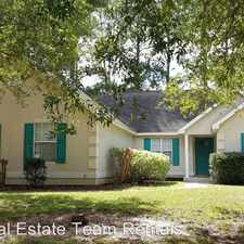 Rental info for 105 ROCHELLE CT in the Dothan area