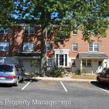 Rental info for 6208 Baker Circle Unit D in the Edgewood area