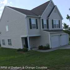 Rental info for 2006 Great Bend Dr.