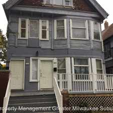Rental info for 2364 N 45th Street - 2364 N 45th Street in the Milwaukee area