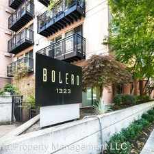 Rental info for 1323 Boren Ave #412 - 1323Seattle in the First Hill area