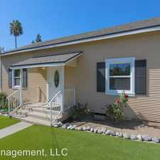 Rental info for 130 Mariposa Ave