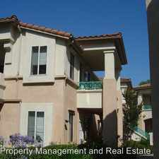 Rental info for 11438 Via Rancho San Diego #140 in the Rancho San Diego area