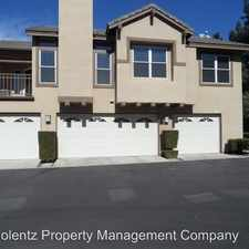 Rental info for 1122 S. Country Glen Way in the The Summit of Anaheim Hills area
