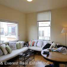 Rental info for 40 Telegraph #40 in the Telegraph Hill area