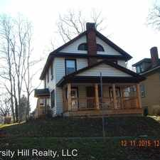 Rental info for 210 Clarke St. in the Syracuse area