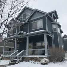 Rental info for Sublet available starting January! in the Downtown area